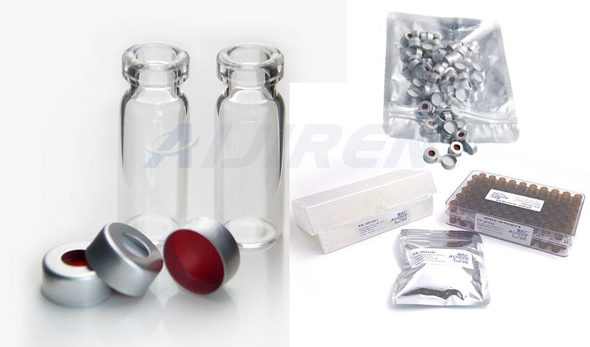 Crimp vials package